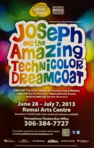 Joseph and the Amazing Technicolor Dreamcoat (2013)