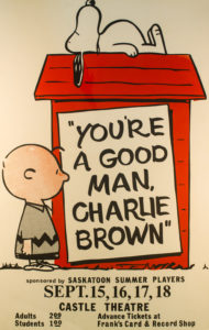 You're a Good Man Charlie Brown (1971)