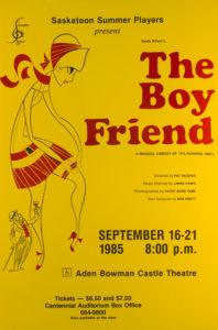 The Boy Friend (1985)