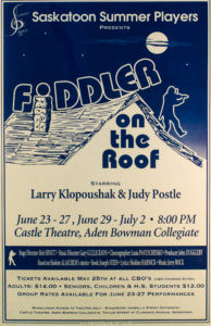 Fiddler on the Roof (1983)