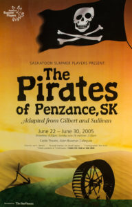 The Pirates of Panzance, SK (2005)