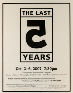 The Last 5 Years (2007)