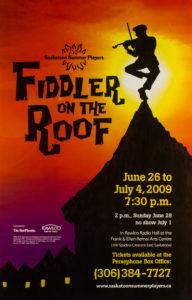 Fiddler on the Rood (2009)