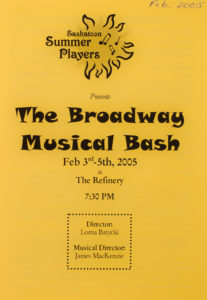 The Broadway Musical Bash (2005)