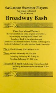 Broadway Bash (2006)