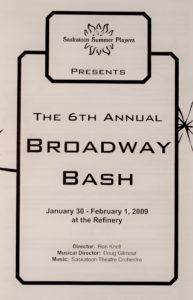 Broadway Bash (2009)