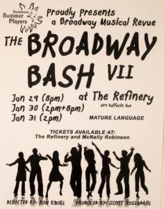 The Broadway Bash (2010)