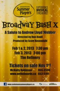 Broadway Bash (2013)