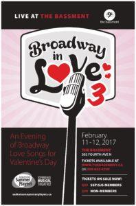 Broadway in Love 3 (2017)