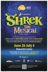 Shrek the Musical (2015)